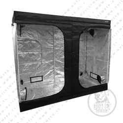 Carpa | Negra | 240 x 120 x 200 cms. | 600D | Helios Corporate