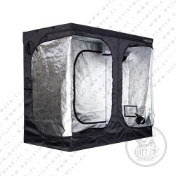 Carpa | Negra | 240 x 120 x 200 cms. | 600D | Helios Corporate