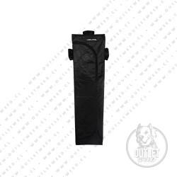 Carpa | Negra | 40 x 40 x 160 cms. | 600D | Helios Corporate
