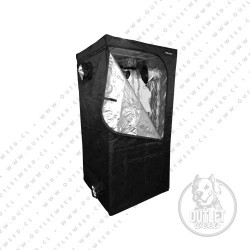 Carpa | Negra | 60 x 60 x 160 cms. | 600D | Helios Corporate