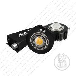 Second Sun | Kit 200W | 2 lentes COB Luminus | Helios Corporate