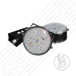 Second Sun | Kit 200W | 2 lentes SMD Quantum Board | Helios Corporate