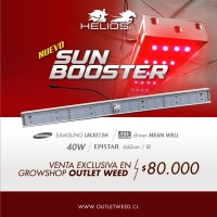 Barra Emerson | Sun Booster | 40W | Helios Corporate