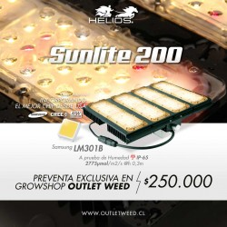 Sunlite 200 Quantum Board  | 200W | Helios Corporate