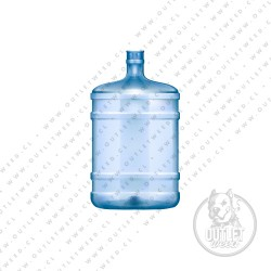 Agua | Botellón | 20 Lts.