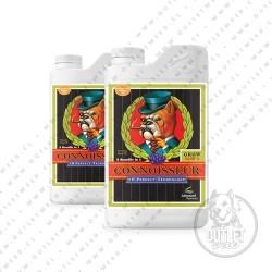 Fertilizante Base | Connoisseur Grow A + B | 500ml. c/u | Advanced Nutrients