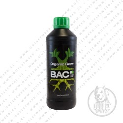 Fertilizante Orgánico de Crecimiento | Organic Grow | 250ml. | BAC