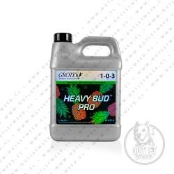 Fertilizante de Floración | Heavy Bud Pro | 500ml. | Grotek
