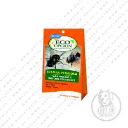 Trampas Adhesivas | Para Insectos Voladores | 4 unidades | Anasac