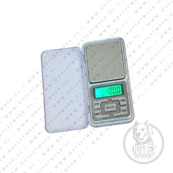 Pesa Digital | 2 Dígitos | 0,01 gr. / 200 grs. | Genérica