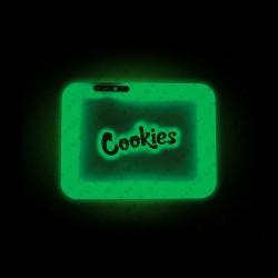 Bandeja con Luz Led | Blanca | Cookies