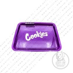 Bandeja con Luz Led | Morada | Cookies