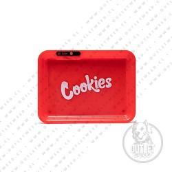 Bandeja con Luz Led | Roja | Cookies