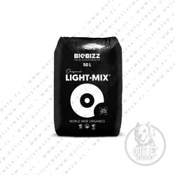 Sustrato | Light Mix | 50 Lts. | Bio Bizz