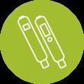 Medidores pH / EC