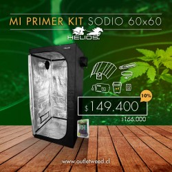 Kit Indoor Helios | Mi Primer Kit Sodio | 60 x 60